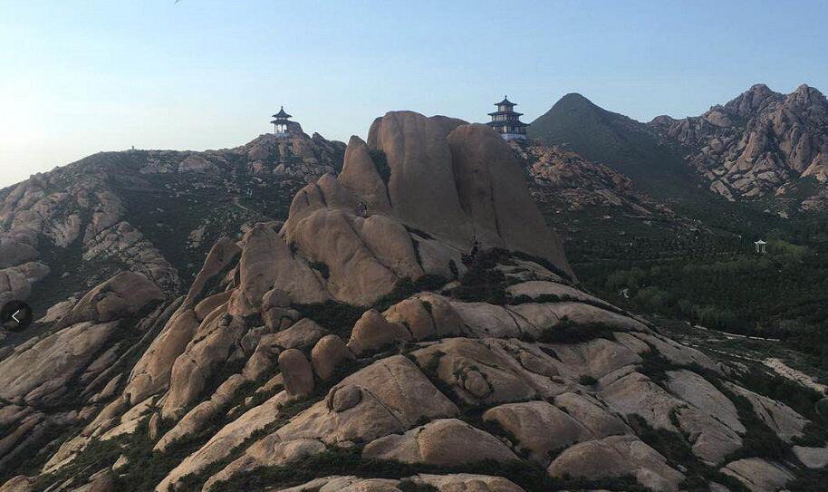 印章上的山西名山——石鼓山