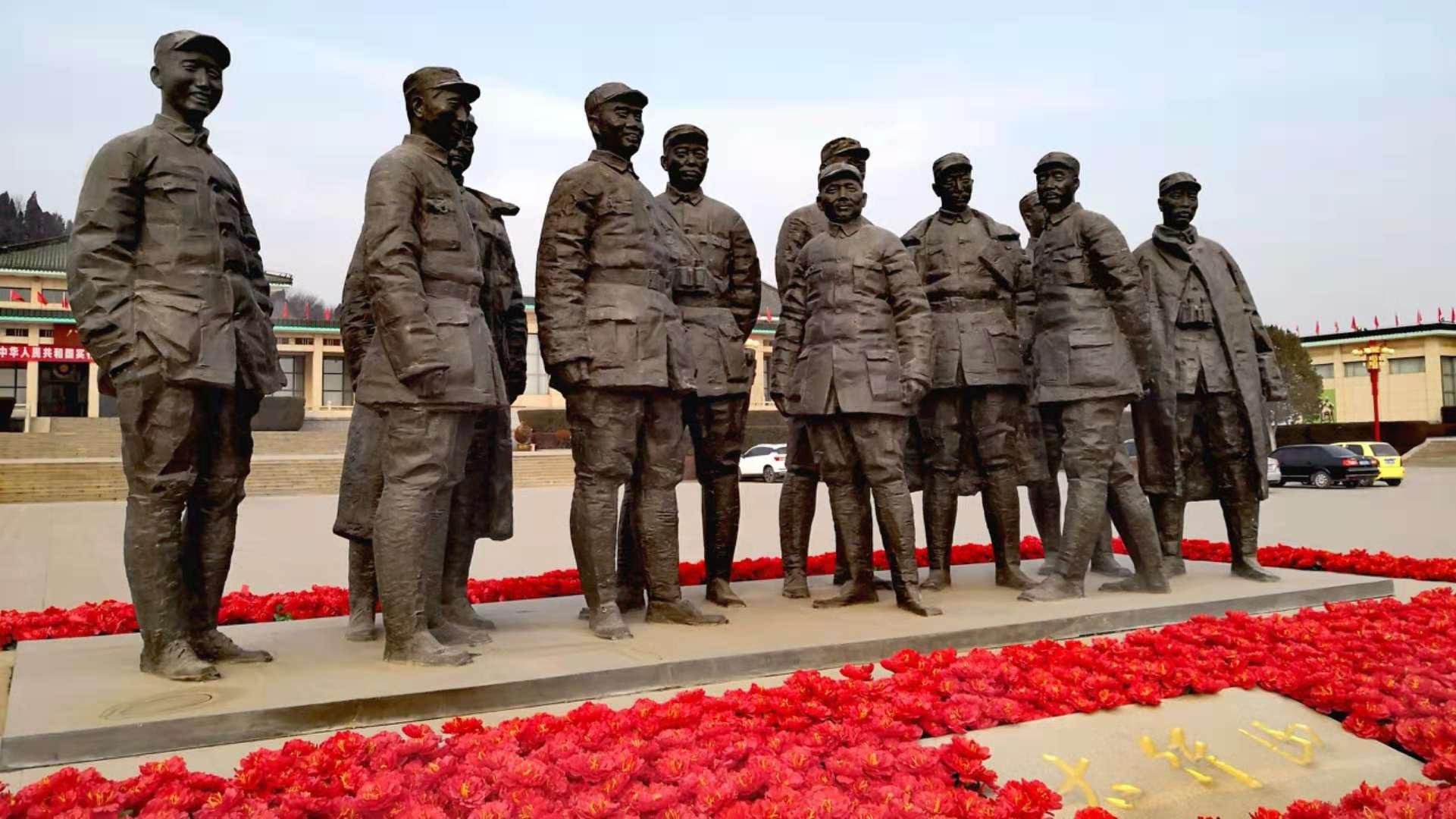 八路军太行纪念馆 重温抗战历史,触摸红色太行