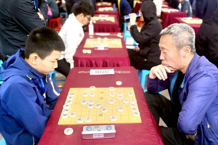 中国象棋大师云集龙城太原 上演棋坛巅峰对决