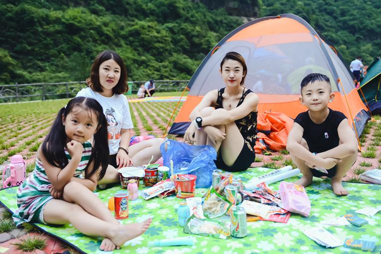 2019八泉峡第二届国际露营大会圆满落幕